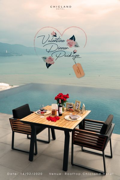 Valentine Dinner Package