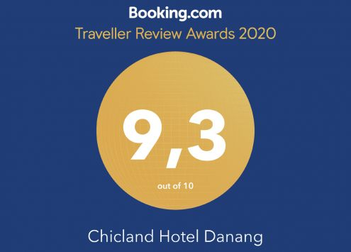 Booking.com | Traveller Review Awards 2020