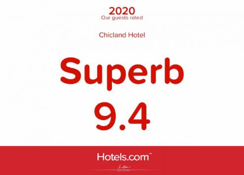 Hotels.com | Guests rated