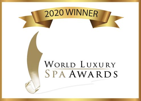 2020 World Luxury Awards Winner - The Spa at CHICLAND Hotel - Continent Win in Luxury Eco Spa