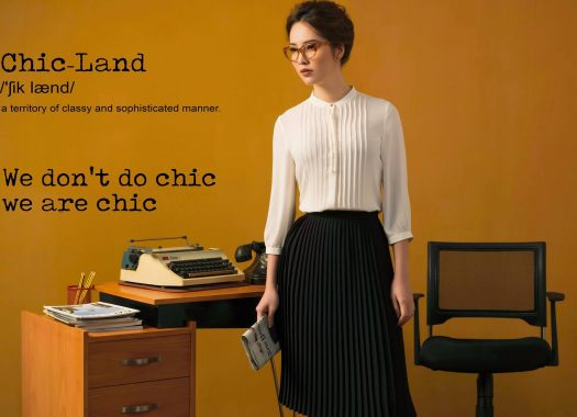 CHIC-LAND – A territory of elegant manner