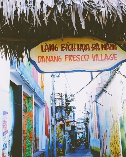 Exploring Danang Fresco Village