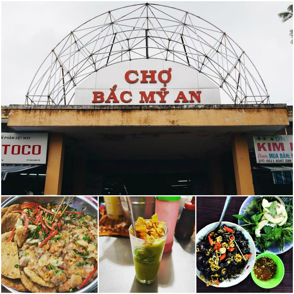 Cuisine at Da Nang markets | CHICLAND Hotel