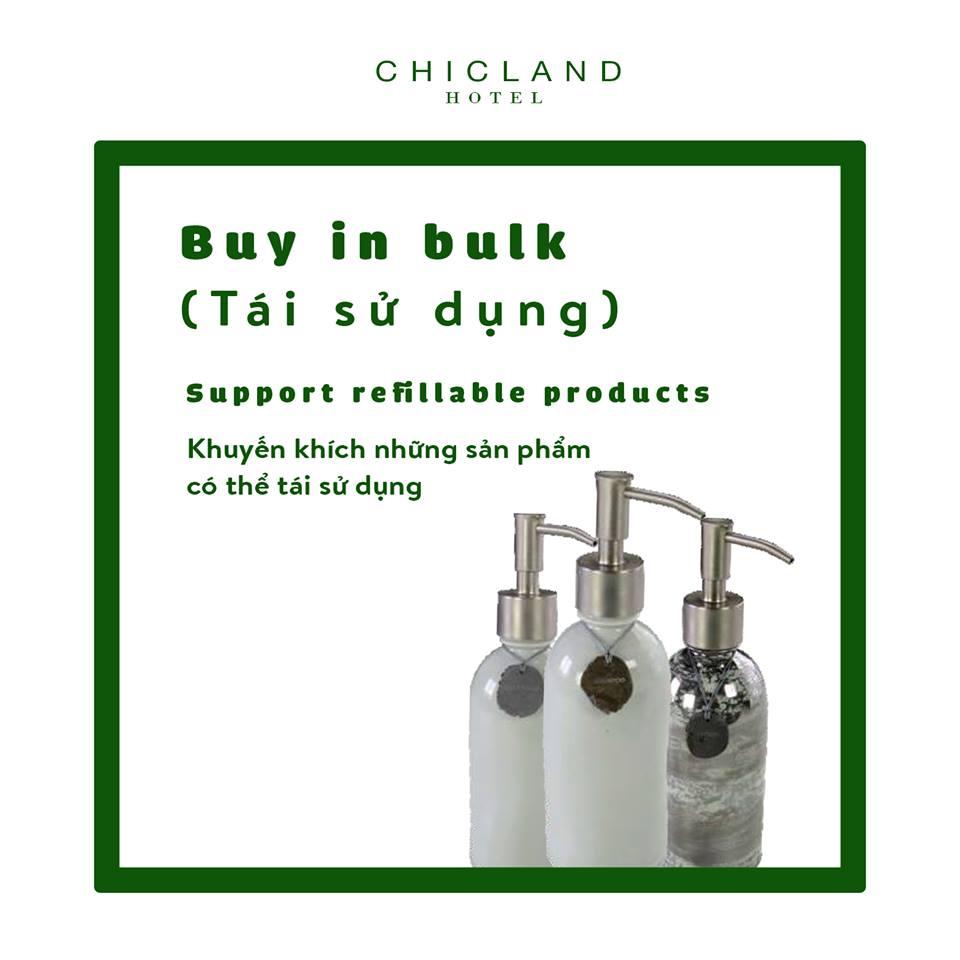 buy in bulk - CHICLAND hotel