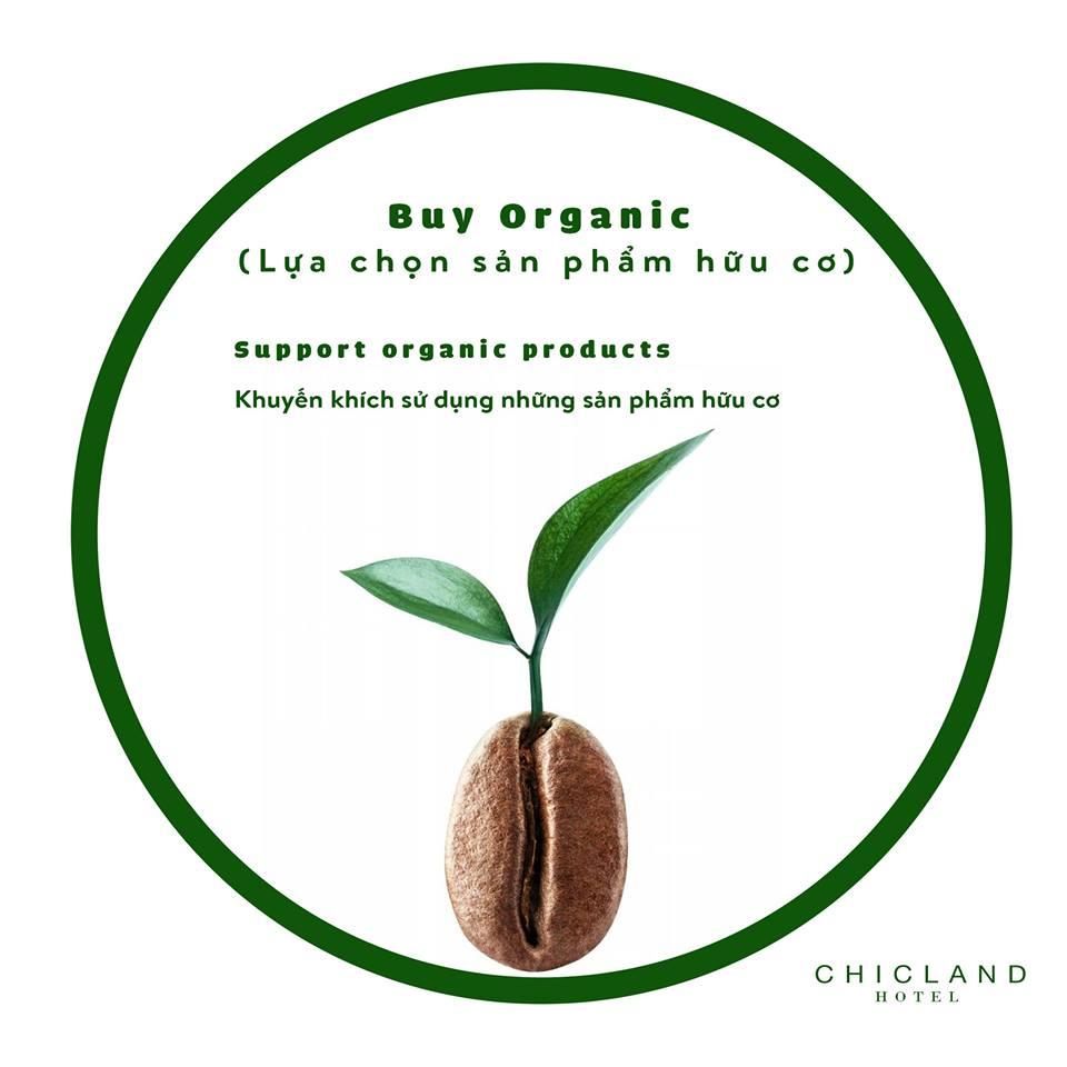 Buy organic | CHICLAND Hotel