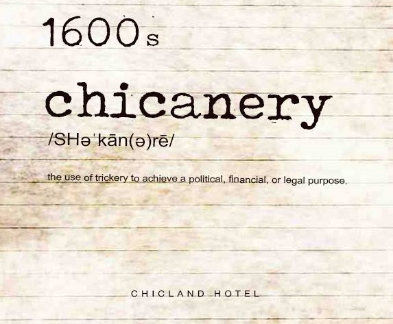Chic 1600s - CHICLAND hotel