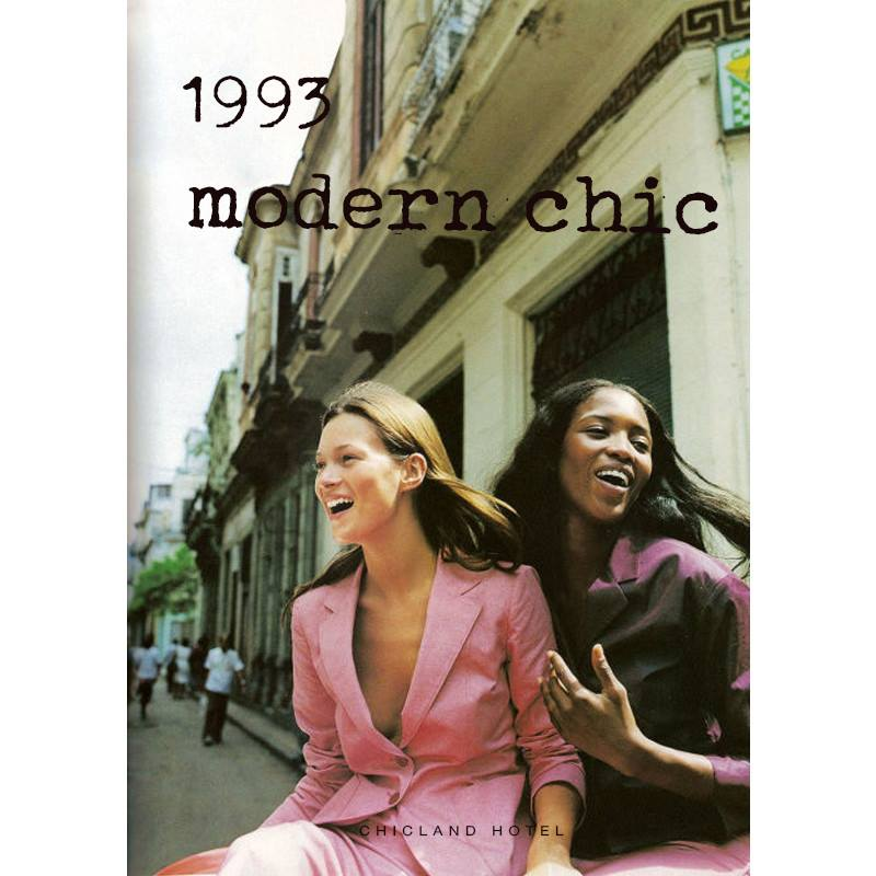 Chic 1993 - CHICLAND hotel